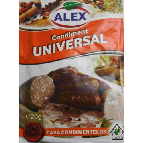 Condiment Universal