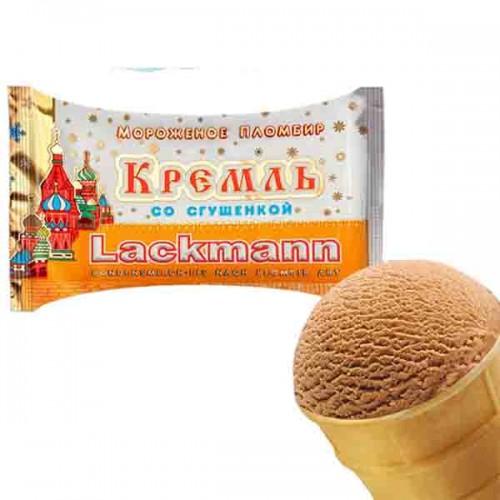 """Пломбир """"Кремль"""" со сгущенкой"""