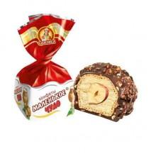 Конфеты Маленькое чудо сливочные с целым орехом 300 гр