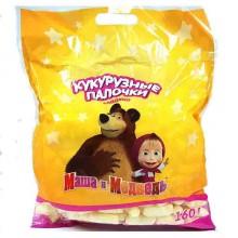 Сладкие кукурузные палочки Маша и Медведь