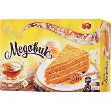 """Торт """"Медовик"""" по оригинальному рецепту"""