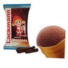 "Мороженое ""Шоколад"" на натуральном молоке 130 мл"