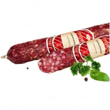 Колбаса сырокопченая 250 гр