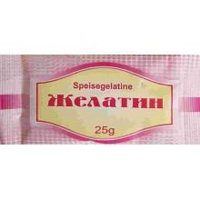 Желатин, 25гp