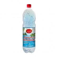 """Минеральная вода """"Минеральный источник"""" газированная 1500 мл"""