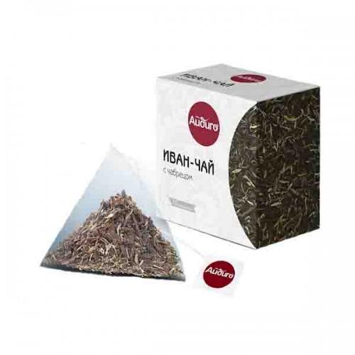 """Иван-чай """"Чабрец"""", пирамидный пакетик (15х2г)"""