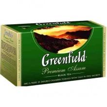 """Черный чай """"Premium Assam"""" в пакетиках, 25х2 гр"""