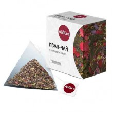 """Иван-чай """"Клюква и мята"""", пирамидный пакетик (15х2г)"""