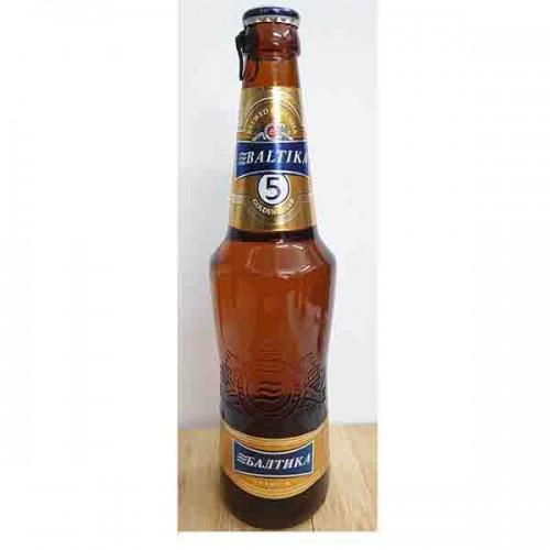 "Пиво ""Балтика 5"" 5,3% 0,47 л"