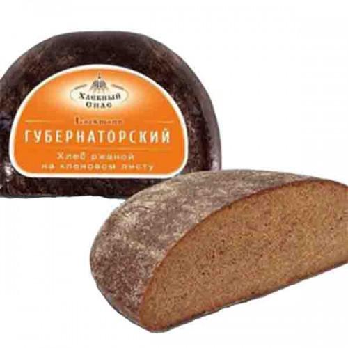 """Ржаной хлеб """"Губернаторский"""" особый, на кленовом листу"""