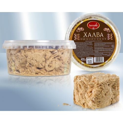 Халва арахисовая 400 гр