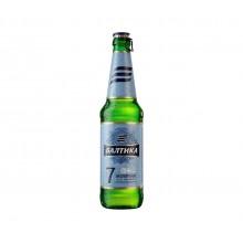 "Пиво ""Балтика 7"" 5.4% Аl"