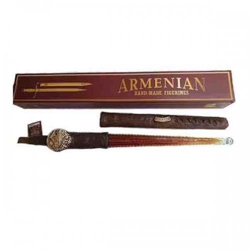 Армянский коньяк Сабля 40% Al Коллекционный