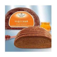 """Ржаной хлеб """"Чудесный"""" с медовым вкусом, бездрожжевой, нарезанный"""
