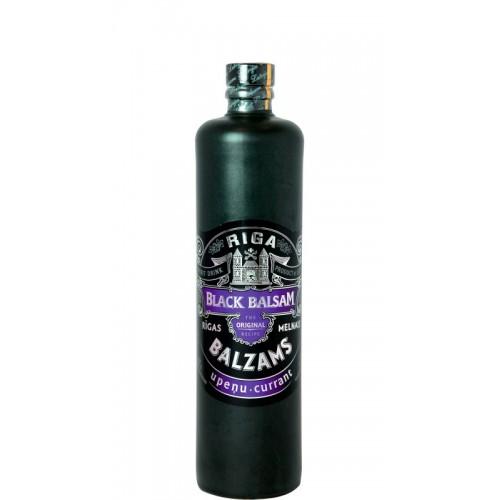 Рижский бальзам черная смородина 0.5л 30% алк