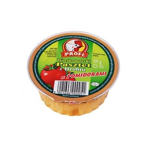 Паштет куриный с помидорами