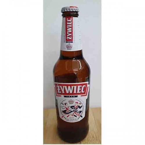 Пиво светлое Живец  5,6% 05 л