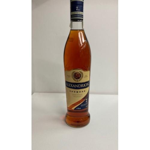 Алкогольный напиток 7* Александрион 40%