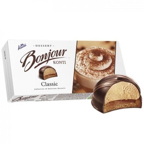 "Десерт ""Bonjour souffle"" классика"