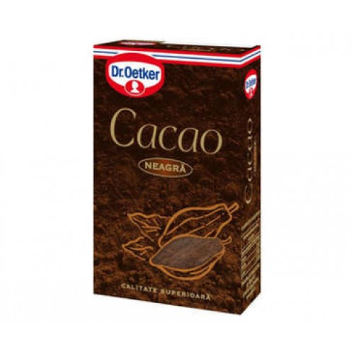 Какао чёрное др.оeткер 100 гр