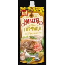 """ГОРЧИЦА РУССКАЯ  """"МАХЕЕВЪ"""", 140 Г"""